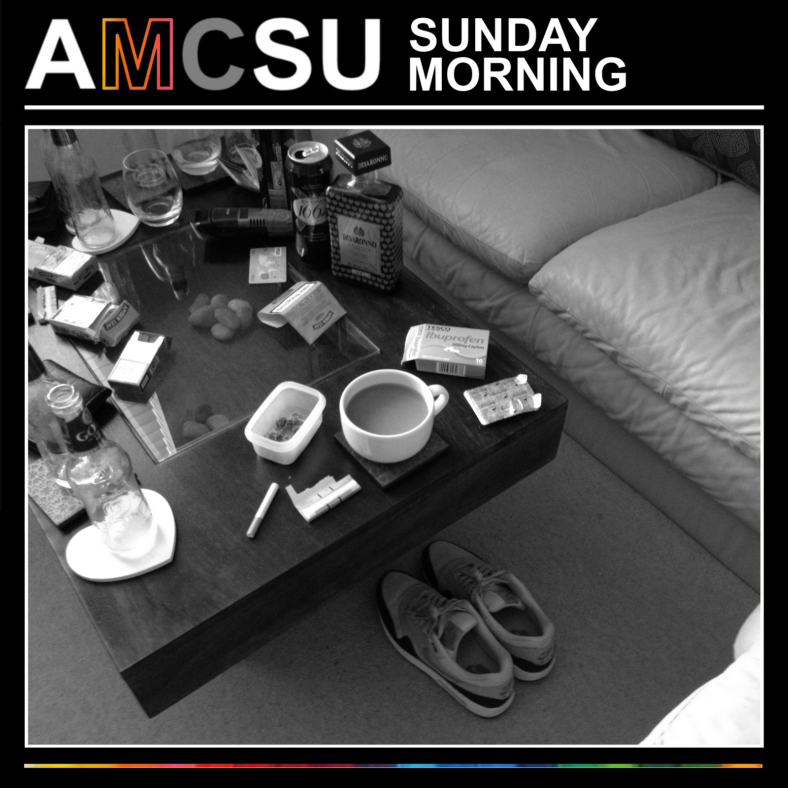 Sunday Morning Mix cover